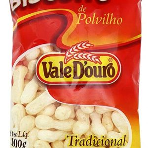 Vale D'ouro Starch Snack 100 GR