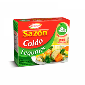 Sazon Vegetable Broth 37.5 GR