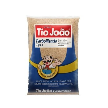 Tio Joao Parboilized Rice 2.5 KG